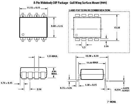 pvt422spbf infineon a dpst solid state relay ac dc. Black Bedroom Furniture Sets. Home Design Ideas