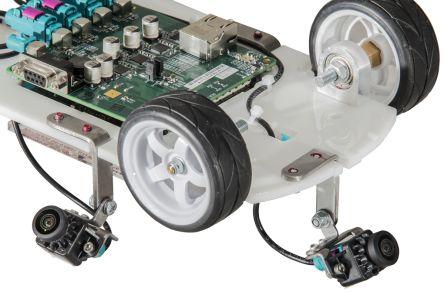 Renesas Electronics, ADAS R-Car Surround View Camera Development Kit, Y-R-CAR-ADAS-VIEW-NOW