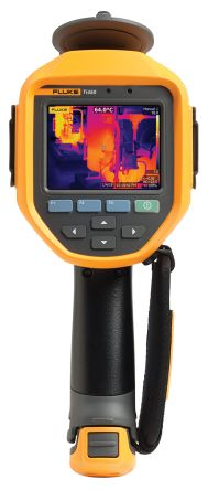 Fluke Ti450 Thermal Imaging Camera, Temp Range: -20 → +1200 °C 320 x 240 pixel, 640 x 480 pixel