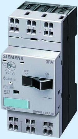 rvca siemens sirius classic v motor protection siemens sirius classic 690 v motor protection circuit breaker 3p channels 1 8 acirc134146 2 5