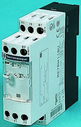 RF407196 01 re7rl13bu off delay single time delay relay, screw, 0 05 s schneider electric time delay relay wiring diagram at virtualis.co