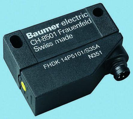 Capteur photoélectrique fonctionnement