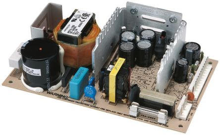 Artesyn Embedded Technologies 50W Embedded Switch Mode Power Supply SMPS, 6A, 5.1V