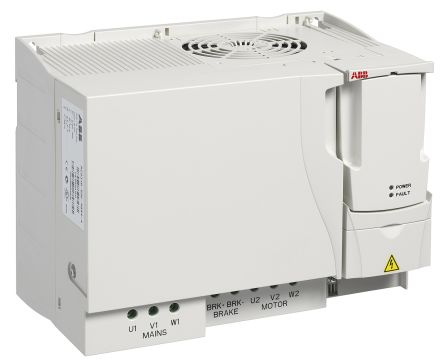 ABB ACS310 Inverter Drive 22 kW with EMC Filter, 3-Phase In, 380 → 480 V, 48.4 A, 0 → 500Hz Out, ModBus