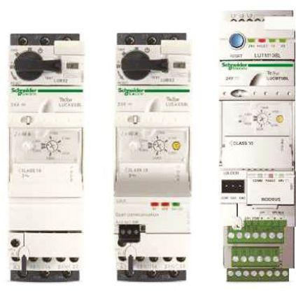 Lulc033 tesys communication module 24 v dc 500 ma for Schneider motor starter selection guide