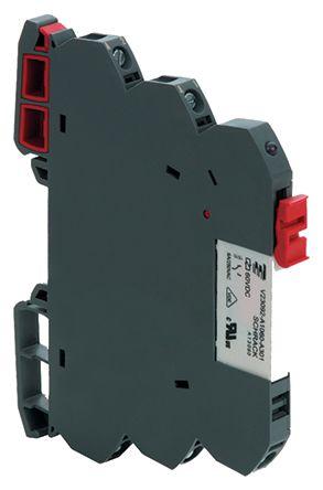 rs pro 单刀双掷 din 导轨 非闭锁继电器, 115v ac/dc, 适用于接口