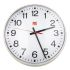 RS Pro White Wall Clock, 32cm