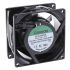 Ventilatore assiale in c.a. Sunon SF23080A/2083HSL.GN, 80 x 80 x 38mm, 23cfm, 220 → 240 V c.a., serie SF