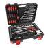 RS PRO 工具套装, 94件 机械工具套件, 内含 刀头、精密螺丝刀、棘齿、螺丝刀、套筒、扳手