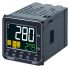 Omron E5CC PID Temperature Controller, 48 x 48mm 3 Universal (Thermocouple, Pt, Analog) Input, 1 Output Relay