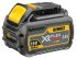 Dewalt FLEXVOLT DCB546 6Ah Li-ion 18 V, 54 V Power Tool Battery, For Use With DeWALT 54V XR Power Tool