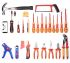 RS Pro 36 Pieces VDE/1000 V Electricians Tool Kit