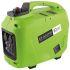 3.1kW Inverter generator UK socket