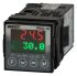 West Instruments KS20 PID Temperature Controller, 48 x 48mm, 6 Output Relay, SSR, 100 → 240 V ac Supply Voltage