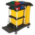 Rubbermaid Commercial Products 3 Level Cart Cart