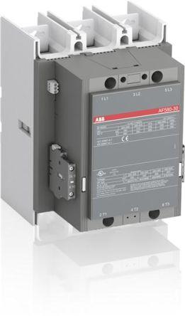 Contacteur  AF 315KW AC3 - 3P + 2NO+2NF - 40...130VAC/DC
