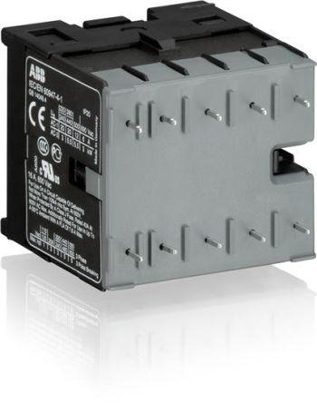 MINI CONTACTEUR 5.5KW - 3P + 1NO - 110VDC - PICOTS