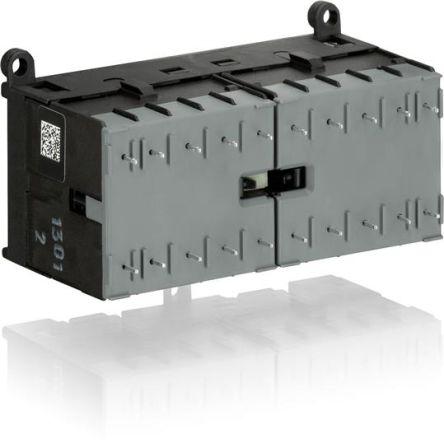 MINI INVERSEUR 5.5KW - 2 X 3P+1NO - 230VAC - PICOTS
