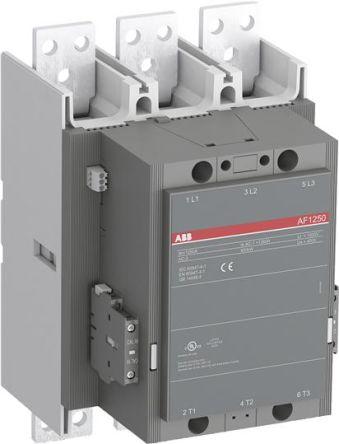 Contacteur  AF 1250A AC1 - 3P + 2NO+2NF - 250...500VAC/DC