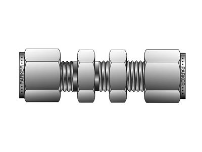 A-LOK® Inch Tube Bulkhead Union - BC