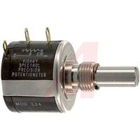 RS 5K OHM LINEAR WIREWOUND POTENTIOMETER WITHOUT SWITCH