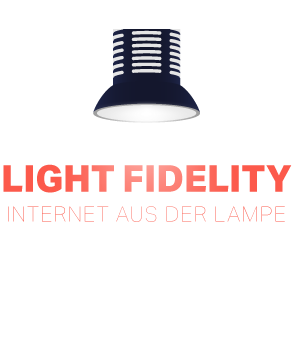 Light Fidelity – Internet aus der Lampe