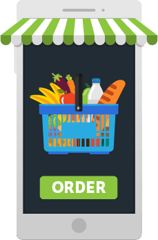 Die Lebensmittelbranche legt kräftig im E-Commerce zu