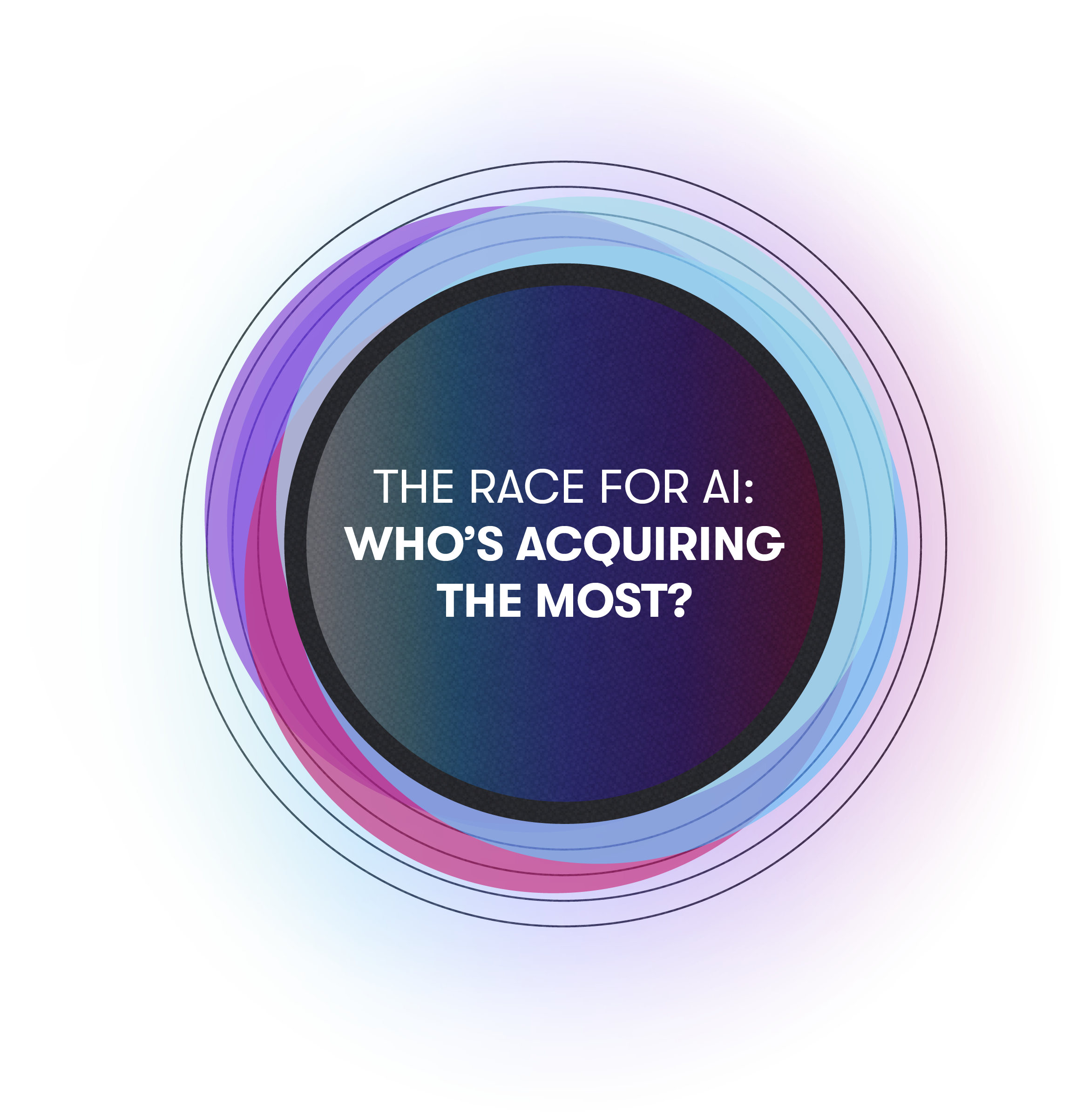 The Race For AI: Who's Acquiring The Most?