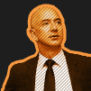 Bezos' Peaks: Wealth, Four Comma Clubs and Rockets