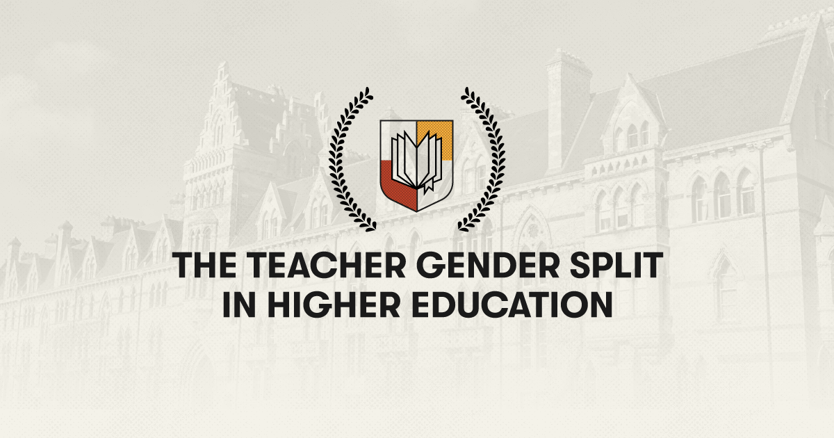 Teaching Staff in the UK's Top Universities