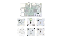 XinaBox STEM Raspberry Pi Development Kit