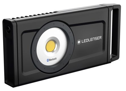 LED Floodlight, 1 LED, 66 W, 4500 lm, IP54 3.7 (Battery) V