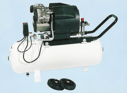2hp, 50L Oil Free Air compressor, 114psi product photo