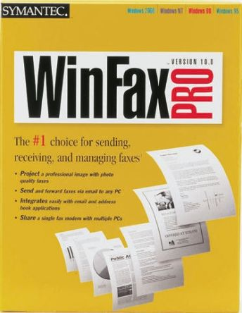 12-00-02570-IN Symantec | Software,Fax Communications,WIN95