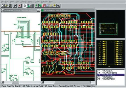 EPCWINXUP Westdev | Software,PCB design CAD,EasyPC-Windows95,PROXM ...
