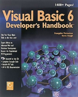 0782122833 Pearson Education | Book,Visual basic 6