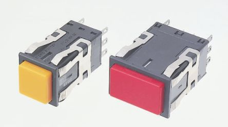 Push Button Cap, for use with AML32 Neon Devices, Cap