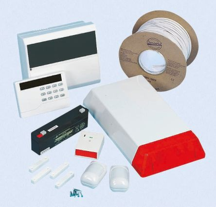 35004rs security alarm system kit gardtec 370 rs components rh uk rs online com gardtec 370 engineer code Owner's Manual