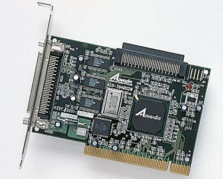 AdvanSys Ultra Wide SCSI Adapter Last