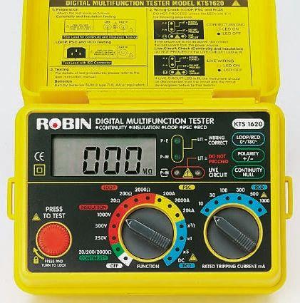 RSCAL(3878165),KTS1620 digital tester