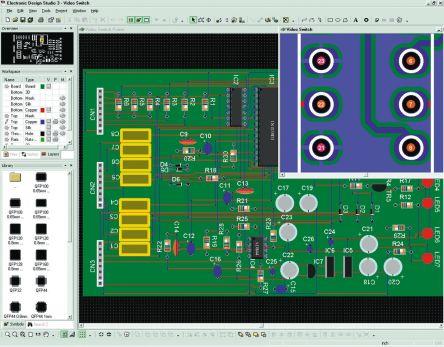 eds 20ad quickroute systems software design cad pcb schematic 3d rh mt rsdelivers com 3d schematic drawing software 3d schematic maker