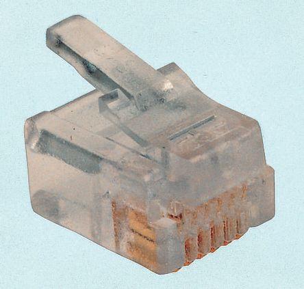 Molex 6/6 way data plug