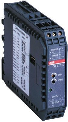 ABB Temperature to Current Signal Conditioner, 0 → 300 °C Input, 4 → 20 mA Output