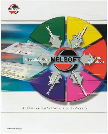 Mitsubishi Training Course FX Series Manufacturer Code FX PLC INTRODUCTORY  TRAINING, with CD