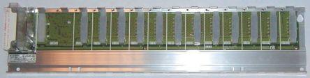 Mitsubishi MELSEC Q Extension Base 12 Slots, DIN Rail Mount