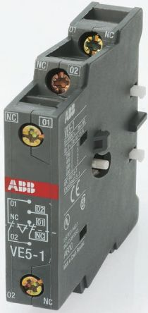 ABB Contactor Interlock for use with A9 to A40 Series