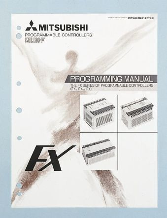 FX PROGRAMMING MANUAL II Mitsubishi | Mitsubishi Manual FX