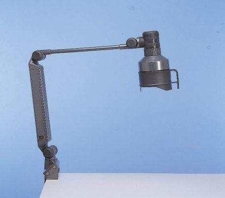 Halogen Machine Light, 240 V, 50 W, Adjustable Arm, 750mm Reach, 800mm Arm Length product photo