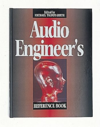 audio engineer s reference book talbot smith michael