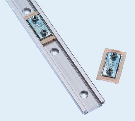 Igus N Series, NS-01-17-600, Linear Guide Rail 17mm width 600mm Length